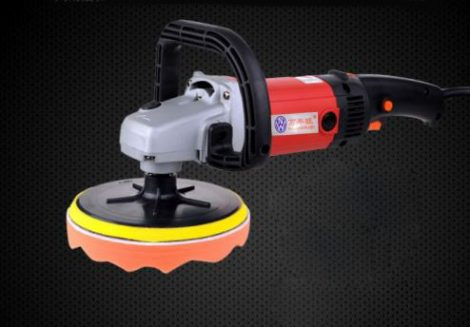 Dream5801 Polisher with accessories