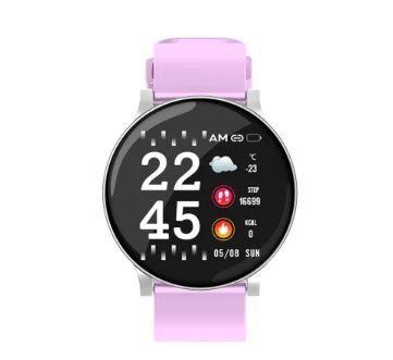 """S9 okos óra pink - Az """"s"""" széria legújabb terméke,beépített kamerával,hatalmas képernyővel."""