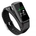 B7 smart bracelet -black-