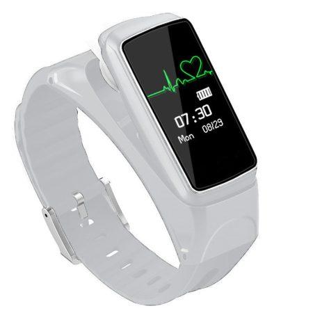 B7 smart bracelet -white-