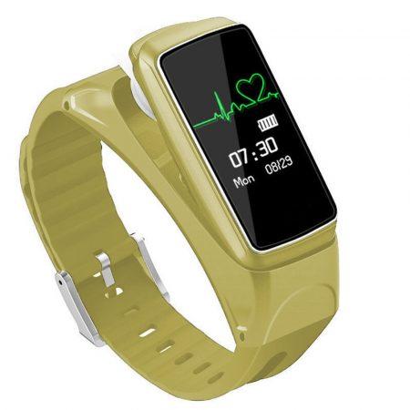 B7 smart bracelet -gold-