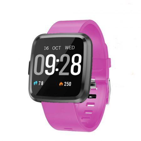 S7 smart bracelet pink