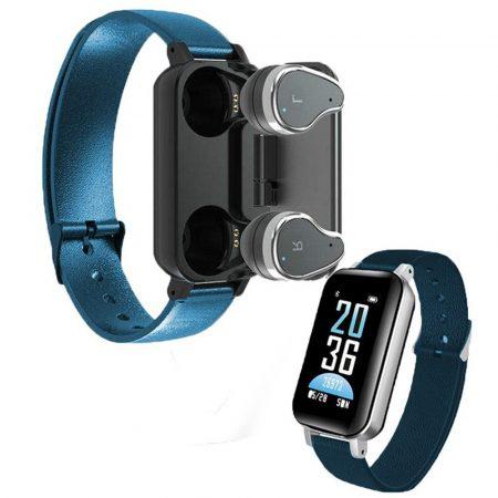 T89 smart bracelet -blue-