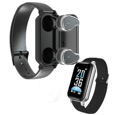 T89 smart bracelet -black-