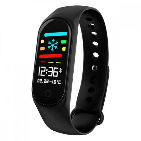 M4 Smart Watch Black