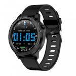 L8 smart watch black
