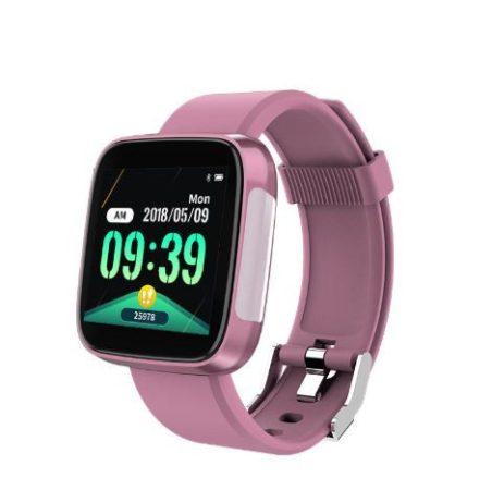 T5 okoskarkötő Rózsaszín-Bevezető áron!!Több funkciós fitness karkötő,hogy sportolás közben se maradj le semmiről.