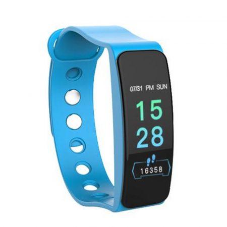 B1 smart bracelet blue