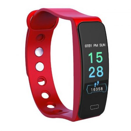 B1 smart bracelet red