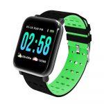 A6 smart watch green