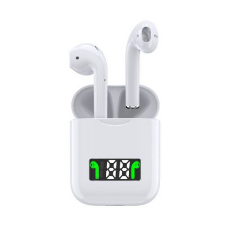 i99 TWS digitális kijelzővel- Csúcs kategóriás,vezetéknélküli,beépített mikrofonos headset digitális kijelzővel.