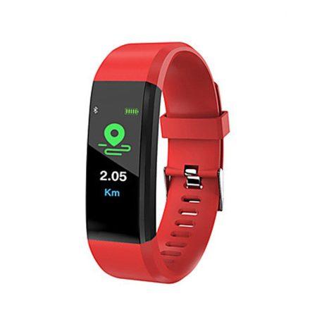 ID115 smart bracelet red