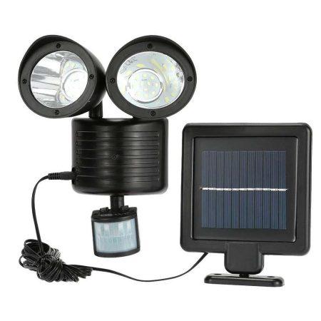 Mozgásérzékelős napelemes világítás