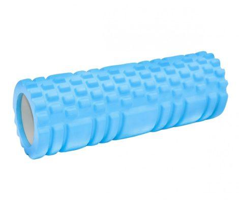 SMR masszázs henger 33cm kék
