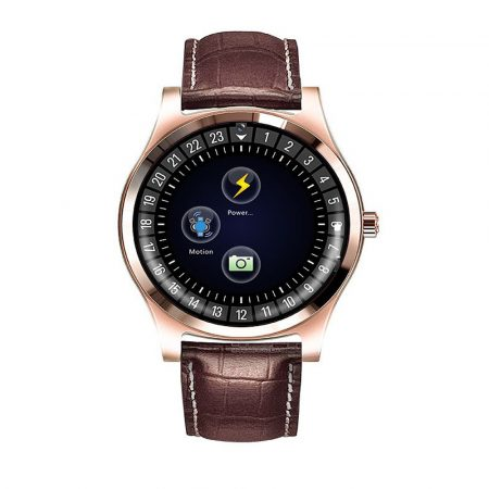 R68 MAX smart watch gold