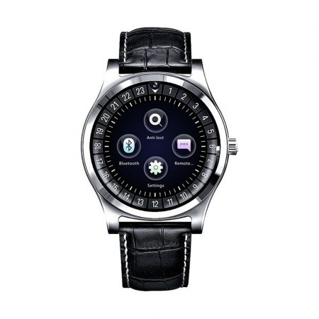 R68 MAX smart watch silver