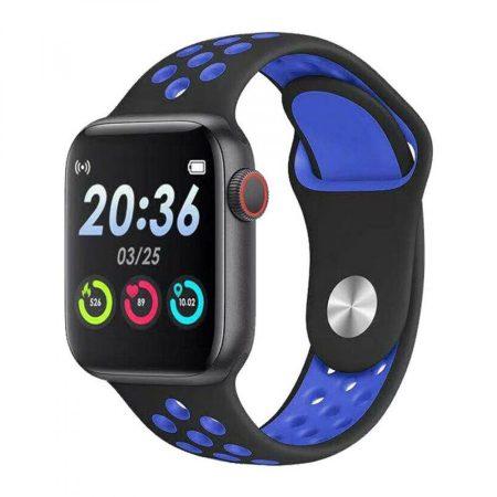 W5 smart bracelet blue