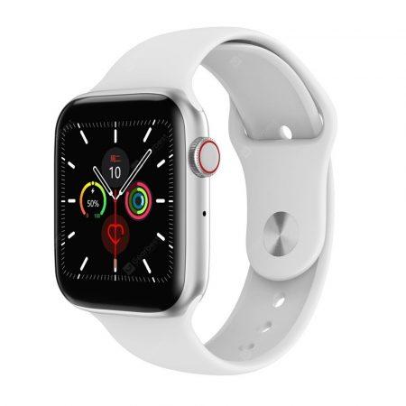 W34 smart watch white