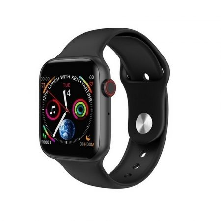 W34 smart watch black