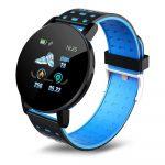 ID119 Plus smart bracelet blue