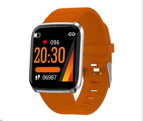 ID116 PRO okosóra -narancs-A PRO termékcsalád a legjobb választás sportolóknak.