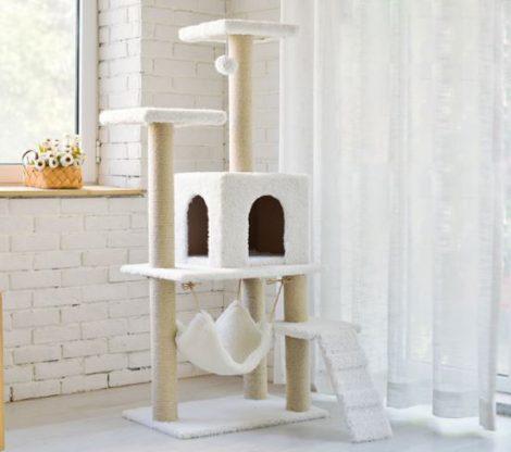 Cat furniture V2 Beige