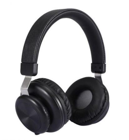 Sol H4 Bluetooth headset Fekete