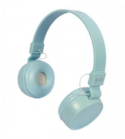 Liro bk05 headset kék