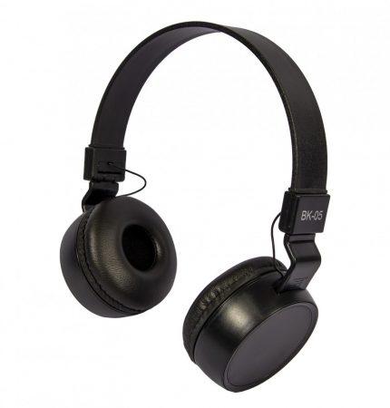 Liro bk05 headset fekete