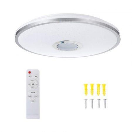 Round hangszorós Okos Lámpa