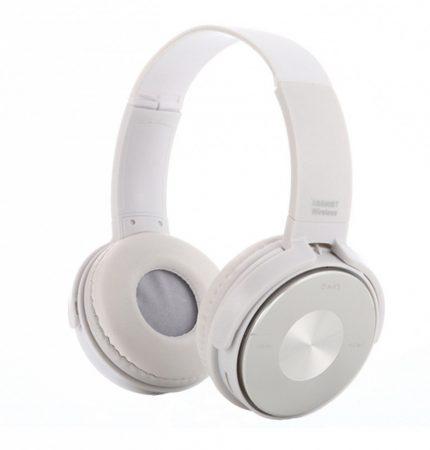 Sol bluetooth fejhallgató 890BT Fehér