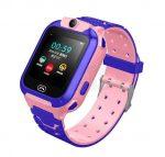 TriangleTech Q12B smart watch pink