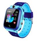 TriangleTech Q12B smart watch blue