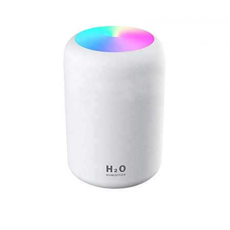 H2O Humidifier világítós párologtató készülék
