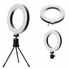 Ring Fill Light- LED gyűrű selfie lámpa