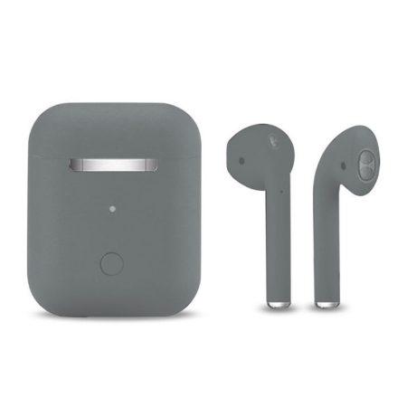Inpods 12 Macaron szürke fülhallgató