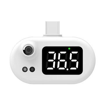 Mobiltelefon hőmérő – Type-C csatlakozás
