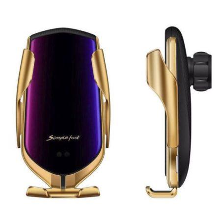 Gold charger vezetéknélküli telefontöltő