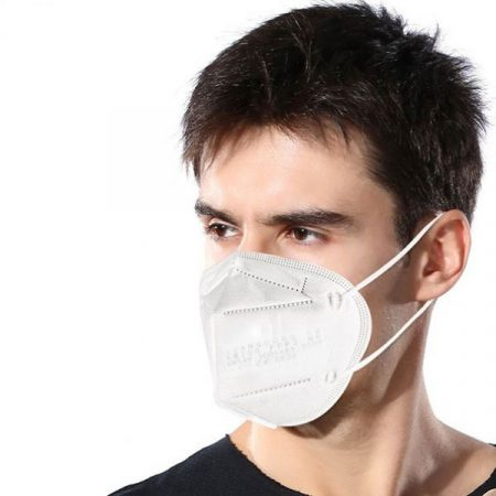 FFP2 maszk 5 rétegű (10 darab/csomagolás)