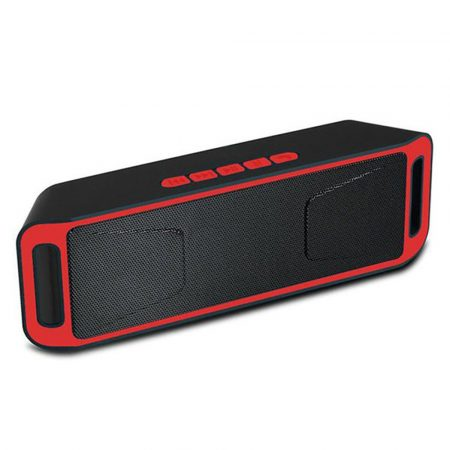 SC208 Bluetooth Hangszoró piros